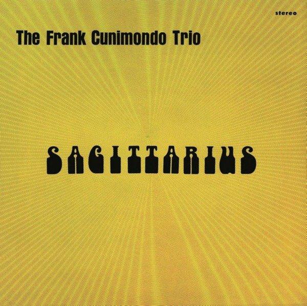 CUNIMONDO, FRANK -TRIO- Sagittarius LP