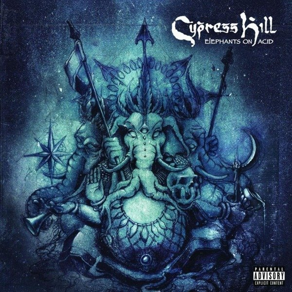 CYPRESS HILL Elephants On Acid 2LP