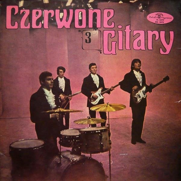 CZERWONE GITARY Czerwone Gitary 3 LP