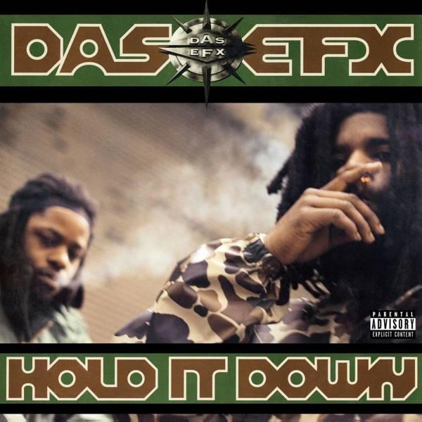DAS EFX Hold It Down 2LP