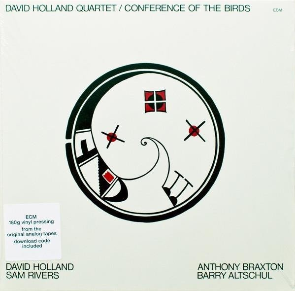 DAVE HOLLAND Conference Of The Birds LP