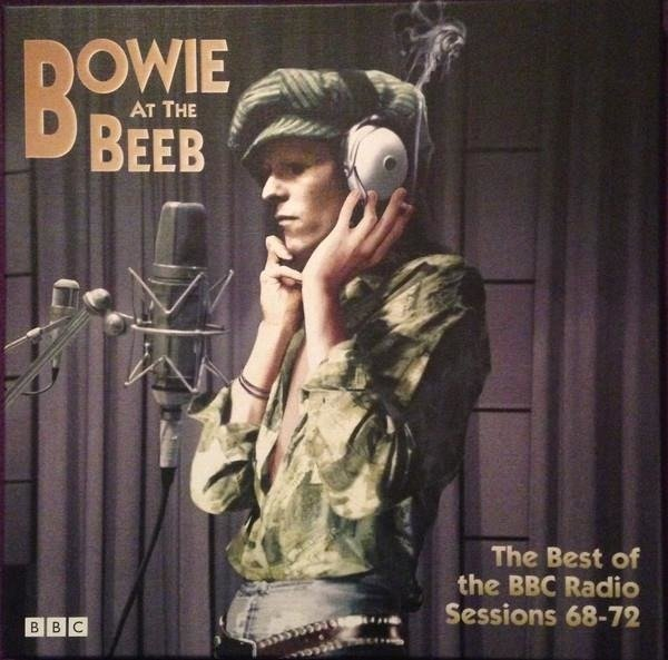 DAVID BOWIE Bowie At The Beeb 4LP