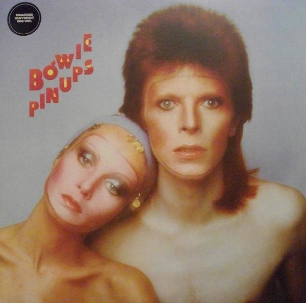DAVID BOWIE Pinups (2015 Remastered) LP