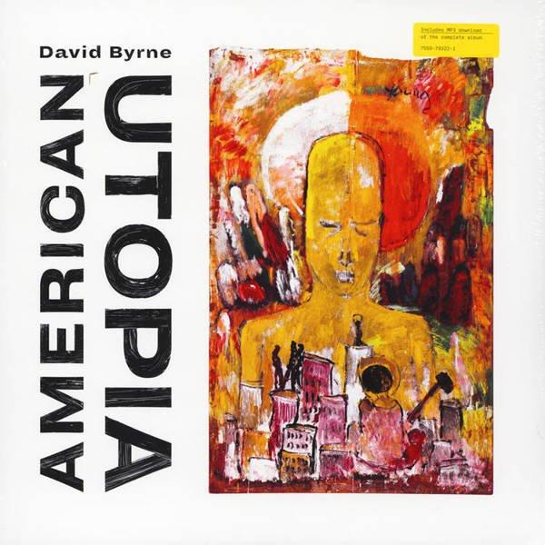 DAVID BYRNE American Utopia LP