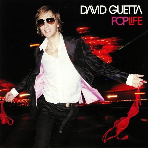 DAVID GUETTA Pop Life (RED Vinyl) 2LP