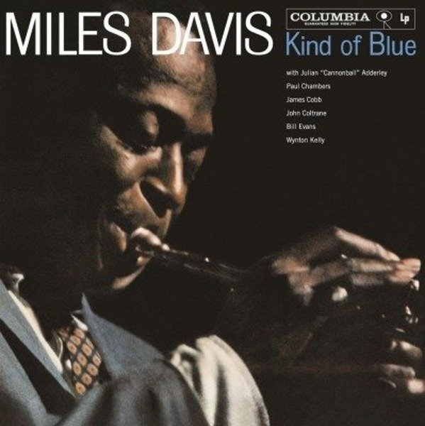 DAVIS, MILES Kind of Blue LP