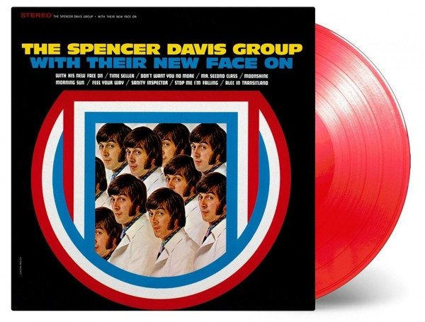 DAVIS, SPENCER -GROUP- With Their New Face On LP