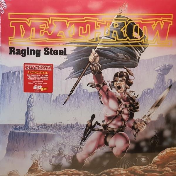 DEATHROW Raging Steel 2LP