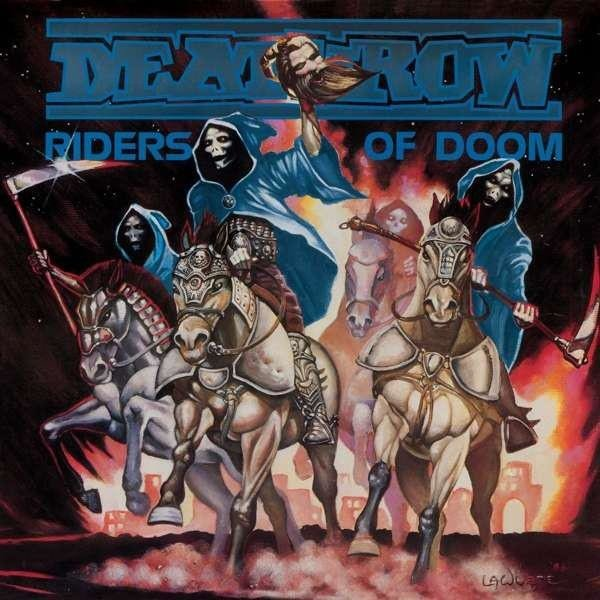 DEATHROW Riders Of Doom 2LP