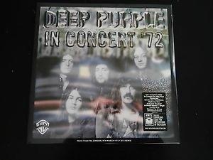 DEEP PURPLE In Concert '72 (+7') 3LP
