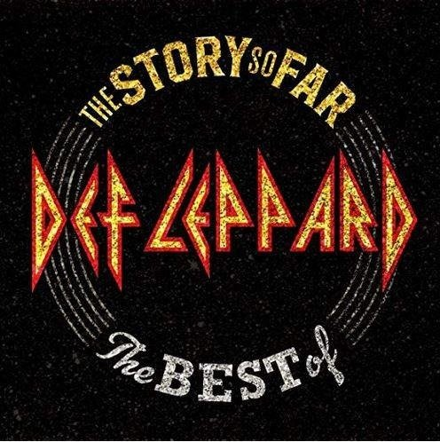 DEF LEPPARD The Story So Far...The Best Of Def Leppard  2LP