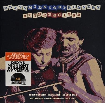 DEXYS MIDNIGHT RUNNERS At The Bbc 1982  (RSD) 2LP