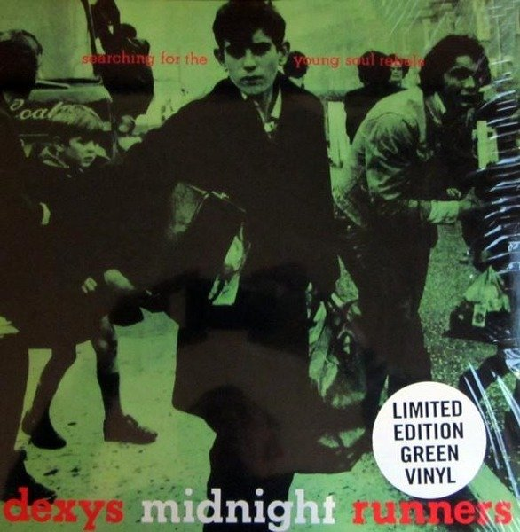 DEXYS MIDNIGHT RUNNERS Searching For The Young Soul Rebels LP