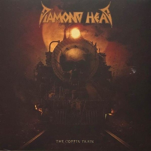 DIAMOND HEAD The Coffin Train LP