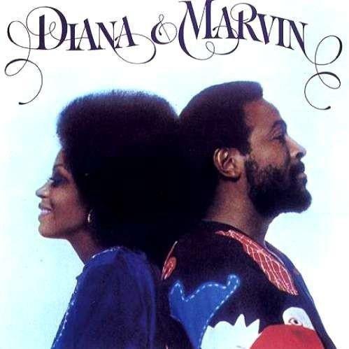 DIANA ROSS & MARVIN GAYE Diana & Marvin LP