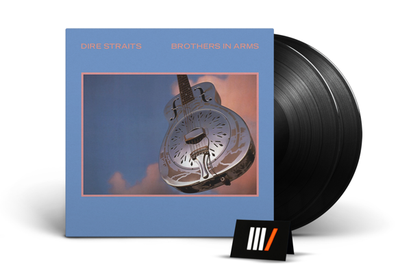 DIRE STRAITS Brothers In Arms 2LP