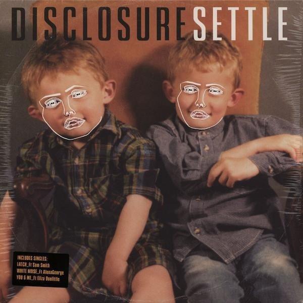 DISCLOSURE Settle  2LP