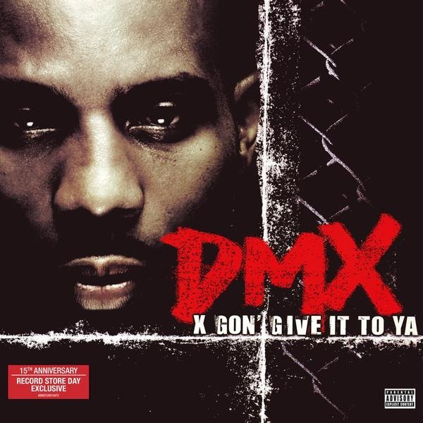 DMX X Gon' Give It To Ya LTD (RSD) LP