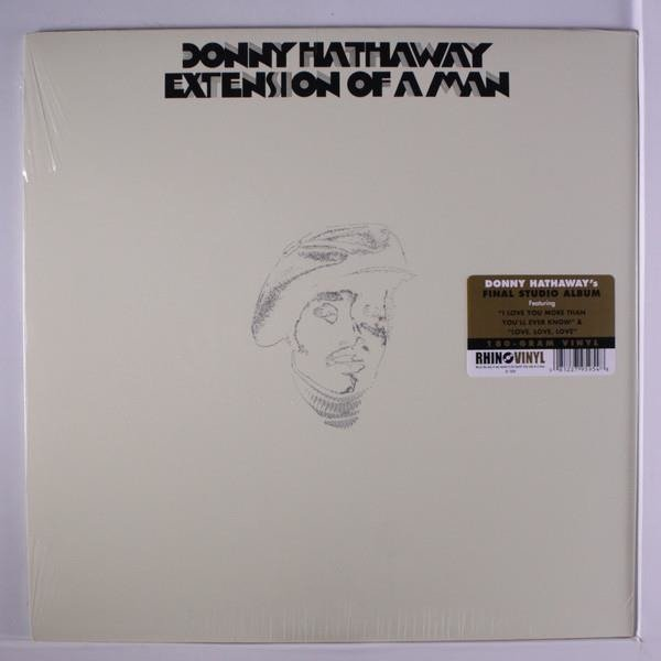 DONNY HATHAWAY Extension Of A Man LP