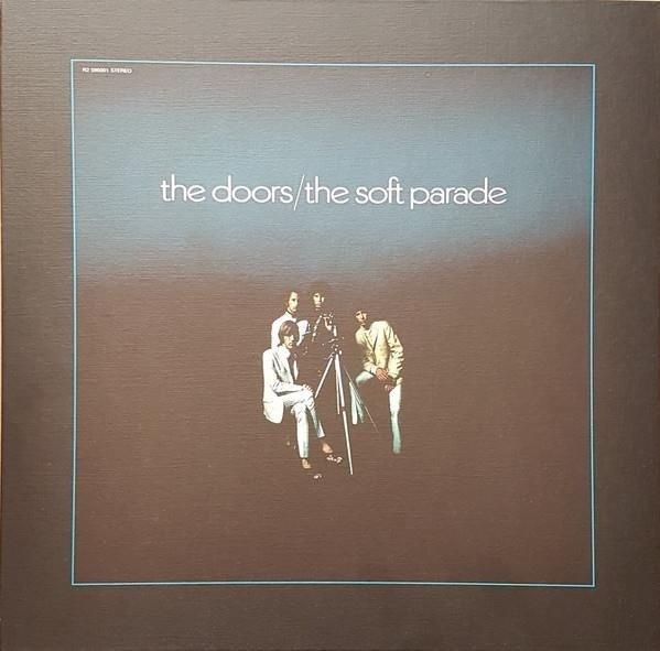 DOORS, THE Soft Parade (3CD+LP) (50TH Anniversary) LP