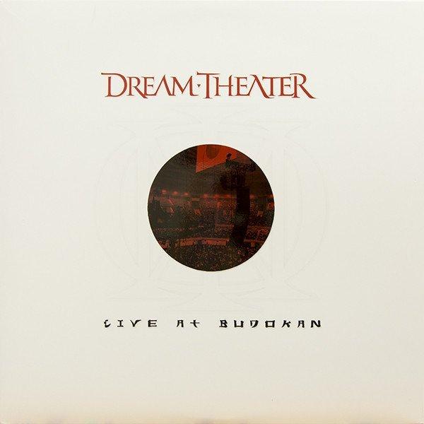 DREAM THEATER Live At Budokan 4LP