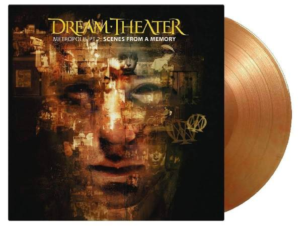 DREAM THEATER Metropolis Part 2: Scenes From a Memory 2LP LTD