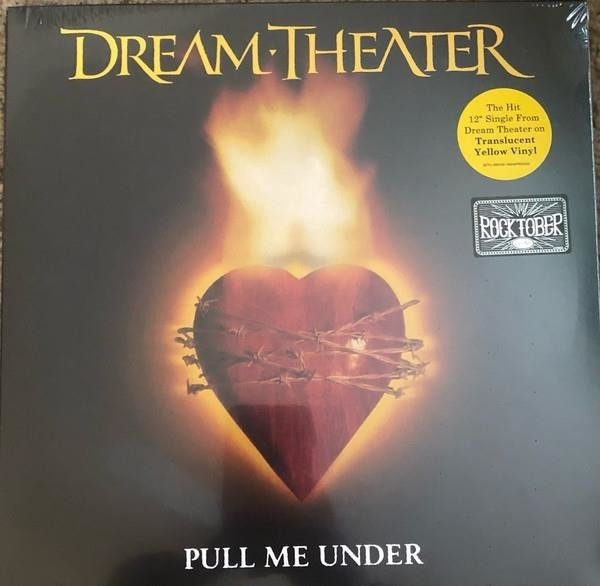 DREAM THEATER Pull Me Under (ROCKTOBER 2019) VINYL SINGLE