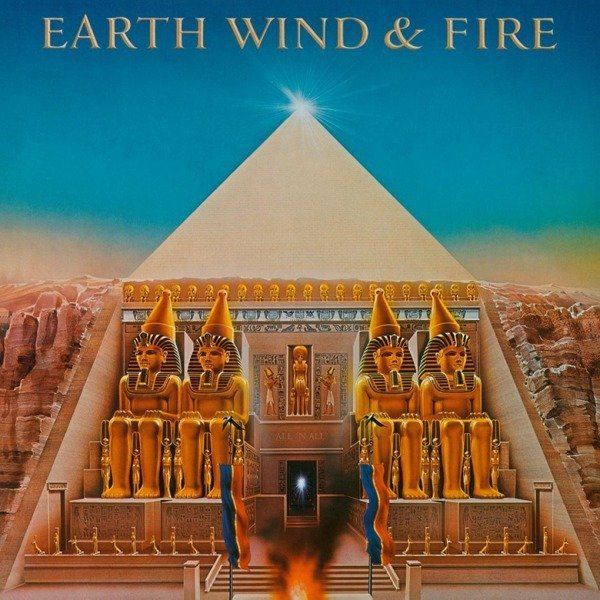 EARTH, WIND & FIRE All 'N All + 3 LP