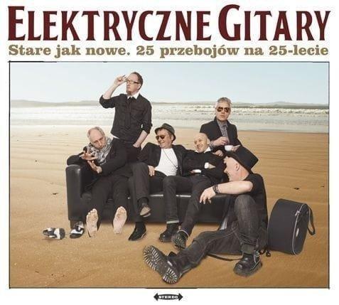 ELEKTRYCZNE GITARY Stare Jak Nowe. 25 Przebojow Na 25-Lecie 2LP