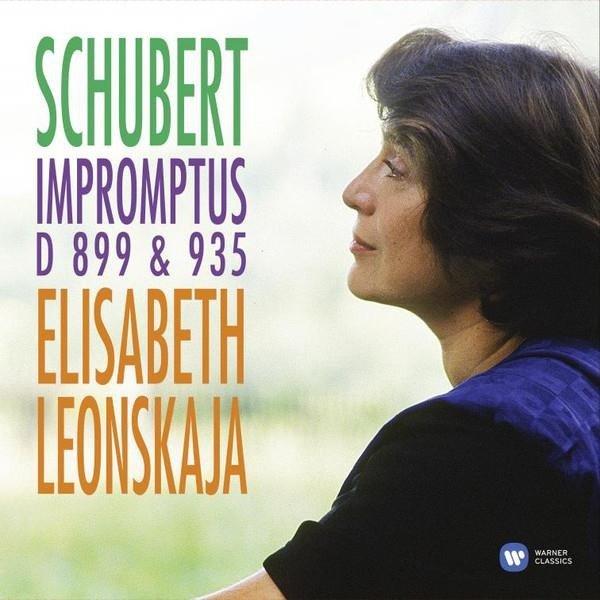 ELIZABETH LEONSKAJA Schubert: Impromptus 2LP