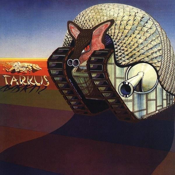 EMERSON, LAKE & PALMER Tarkus LP