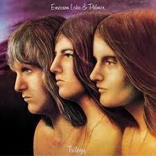 EMERSON, LAKE & PALMER Trilogy LP