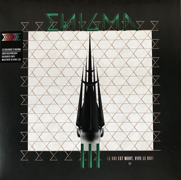ENIGMA Le Roi Est Mort, Vive Le Roi! LP
