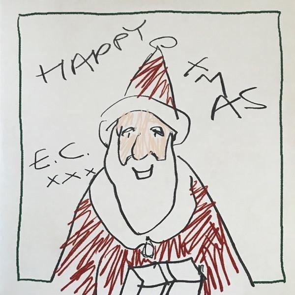 ERIC CLAPTON Happy Xmas  2LP