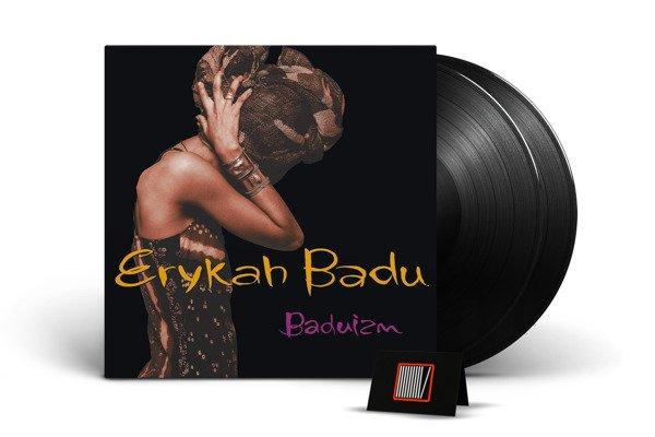 ERYKAH BADU Baduizm  2LP