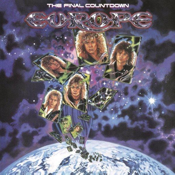 EUROPE Final Countdown LP