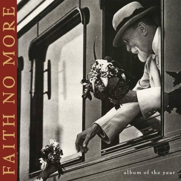 FAITH NO MORE Album of the Year LP