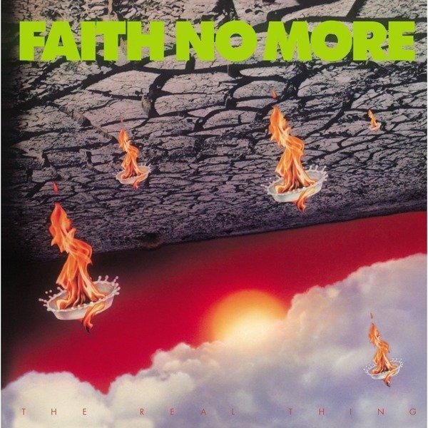 FAITH NO MORE Real Thing LP