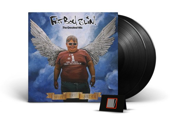 FATBOY SLIM The Greatest Hits (WHY Try Harder) 2LP
