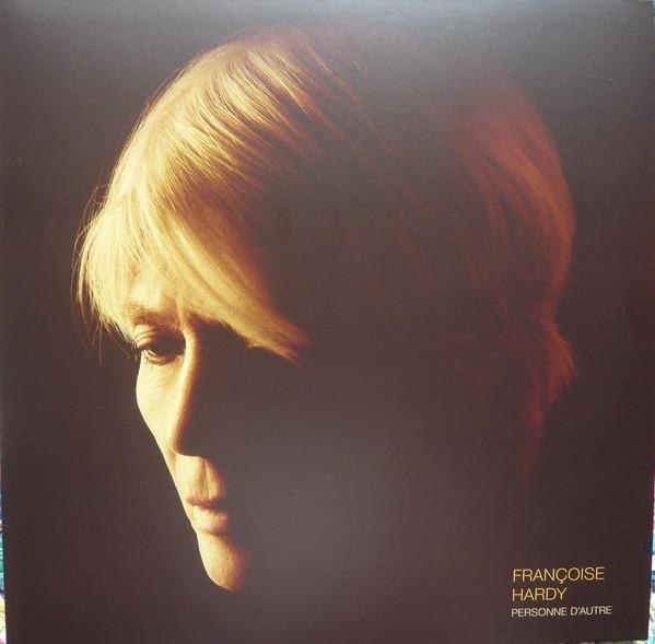 FRANCOISE HARDY Personne D'autre LP