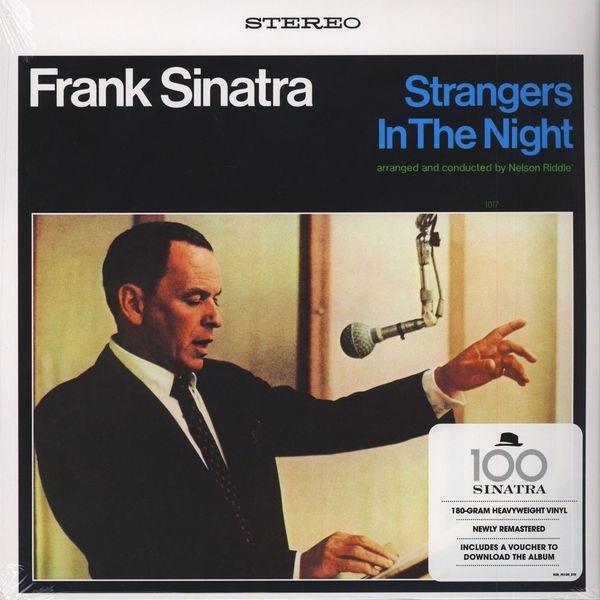 FRANK SINATRA Strangers In The Night LP