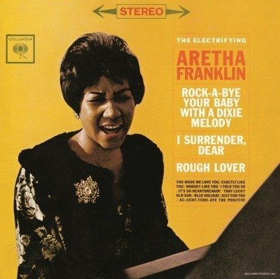 FRANKLIN, ARETHA Electrifying Aretha/A Bit of Soul 3LP