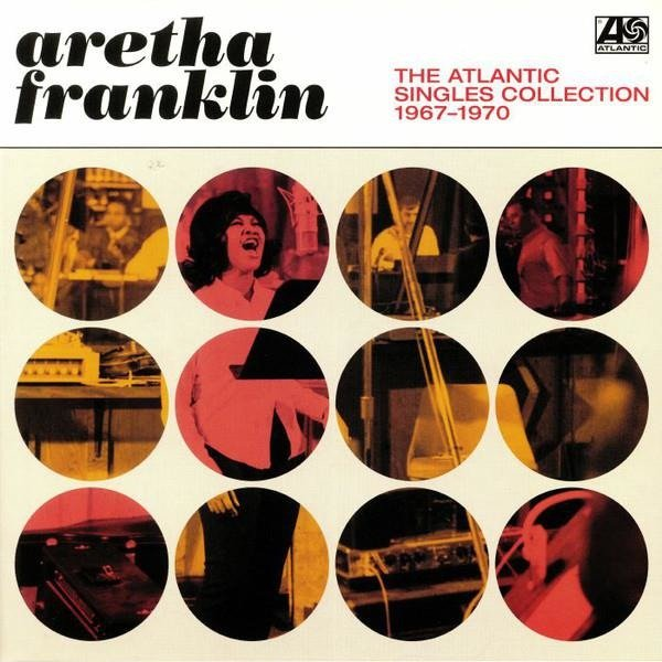 FRANKLIN, ARETHA The Atlantic Singles Collection 1967 - 1970 LP