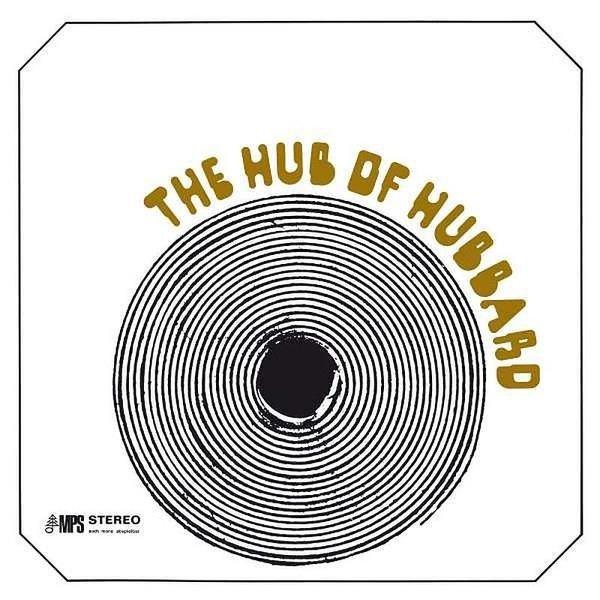 FREDDIE HUBBARD The Hub Of Hubbard / Mps LP