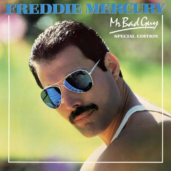 FREDDIE MERCURY Mr Bad Guy LP
