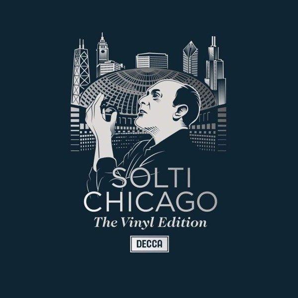 GEORG SOLTI Chicago The Vinyl Edition (6) 6LP