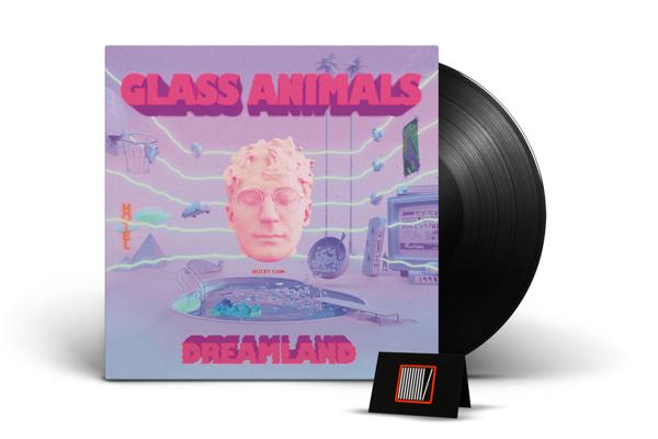 GLASS ANIMALS  Dreamland LP