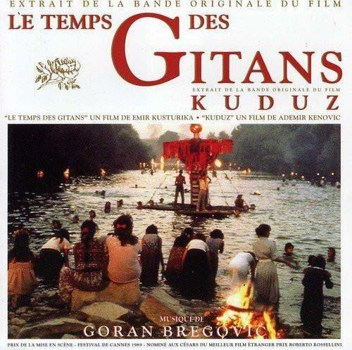 GORAN BREGOVIC Le Temps Des Gitans LP