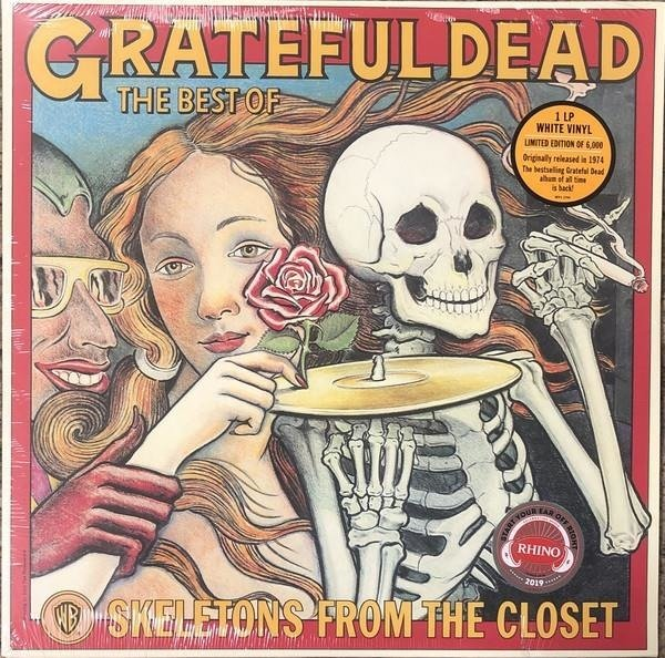 GRATEFUL DEAD Skeletons From The Closet: The Best Of The Grateful Dead LP