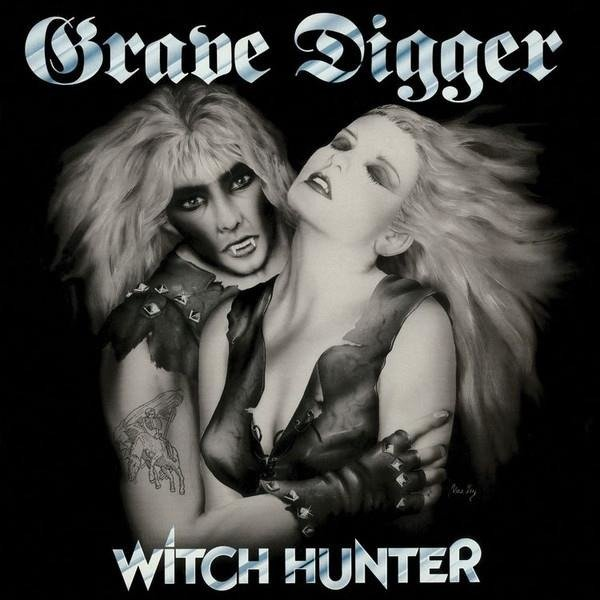 GRAVE DIGGER Witch Hunter LP